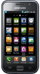 Samsung Galaxy S I9000 Touch